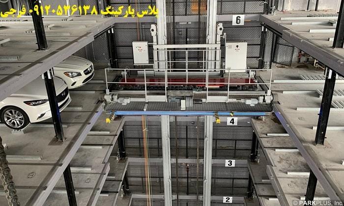 هزینه ساخت پارکینگ مکانیزه زیرزمینی یا گرند پارکینگ