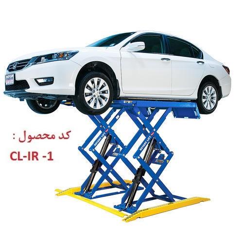 آسانسور خودرو بر یا بالابر خودرو مدل B
